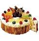 テラスザガーデン特製 クリスマスケーキ 6号 (18cm)… 3,980 円(税込)