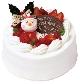 ヴェールブランシェ クリスマスケーキ 4号… 3,780 円(税込)
