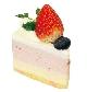 苺とホワイトチョコのムース/¥367税込