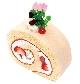 桜と苺の春のロールケーキ[税込320円]