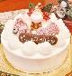cageクリスマスケーキ[税込3,348円]