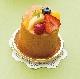 クリームチーズのロールケーキ/¥380