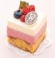 木イチゴと ルバーブのケーキ[税込410円]