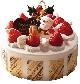 いちごのクリスマスショートケーキ[税込5,000円]