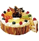 ペストリーシェフ特製クリスマスケーキ(アルコール有/無)[税込3,980円]