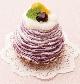 紫いものモンブラン[税込410円]