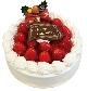 苺の贈り物 6号 (18cm)… 4,800 円(税込)