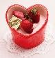 苺とホワイトチョコのムース[税込432円]