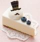レアチーズケーキ[税込420円]