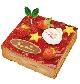 木苺チョコクリーム 5号3,700円税込