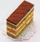 抹茶とチョコのケーキ[税込389円]