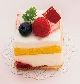 レアチーズ/¥389税込