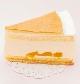オレンジのかるいチーズケーキ/¥389税込