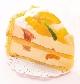 夏のシャルロットケーキ /¥473税込