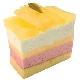フルーツクリームのチーズケーキ[税込350円]