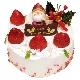 クリスマスケーキ[5号…税込4,200円]