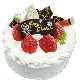 特製クリスマスケーキ5号…3,500円(税込)