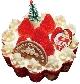 クリスマス苺生デコレーションケーキ[5号(15cm)…3,680円(税込)]