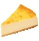 焼きチーズケーキ[税込315円]