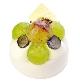 葡萄のケーキ/¥400(税込)