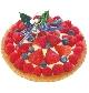 クリスマスベリータルト6号 (18cm)… 3,500 円 (税込)