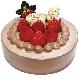 苺のチョコレートケーキ6号… 4,200 円 (税込)