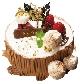 ヴェールブランシェ特製クリスマスケーキ4号… 3,675 円 (税込)