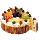 テラスザガーデン特製クリスマスケーキ6号 (18cm)… 3,980 円 (税込)